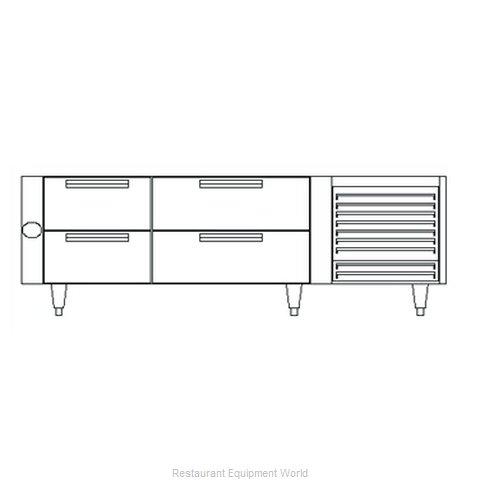 Garland / US Range UN17C114 Equipment Stand, Refrigerated Base