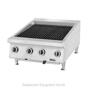 Garland / US Range UTBG24-AR24 Charbroiler Gas Counter Model