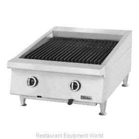 Garland / US Range UTBG48-AB48 Charbroiler Gas Counter Model