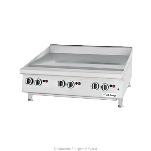Garland / US Range UTGG24-G24M Griddle Counter Unit Gas (Magnified)