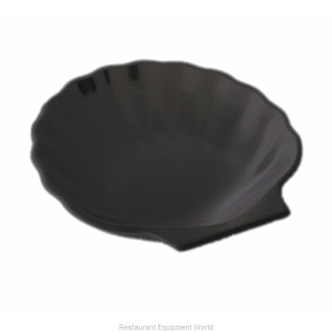 Gessner 0332BK Shell Bowl (Magnified)
