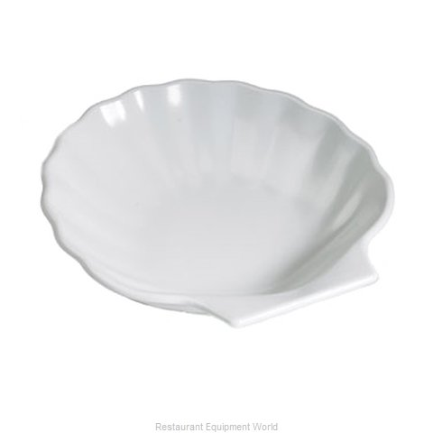 Gessner 0332WH Shell Bowl Buffet