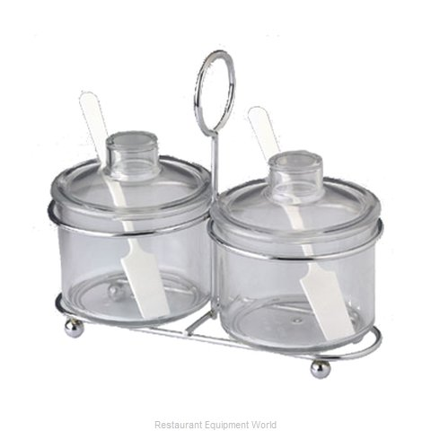 Gessner 1927 Condiment Caddy Tabletop Rack