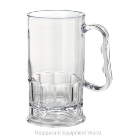 GET Enterprises 00082-1-SAN-CL Mug, Plastic