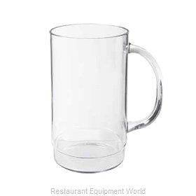 GET Enterprises 00083-1-SAN-CL Mug, Plastic