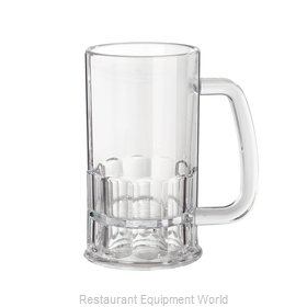 GET Enterprises 00084-1-TRITAN-CL Mug, Plastic