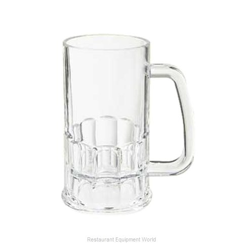 GET Enterprises 00085-PC-CL Mug Plastic