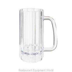 GET Enterprises 00086-PC-CL Mug, Plastic