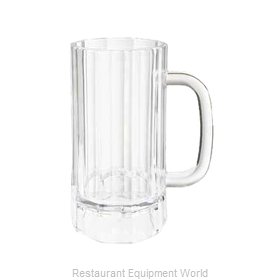 GET Enterprises 00087-PC-CL Mug, Plastic
