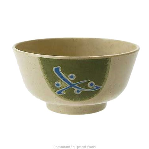 G.E.T. Enterprises 0172-TD Japanese Series Traditional Line Melamine D