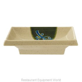 G.E.T. Enterprises 025-TD Japanese Series Traditional Line Melamine Di
