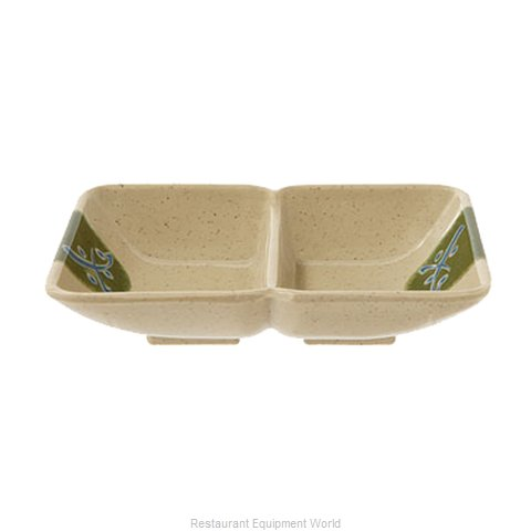 G.E.T. Enterprises 037-TD Japanese Series Traditional Line Melamine Di