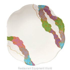 G.E.T. Enterprises 139-CO Contemporary Line Melamine Dinnerware