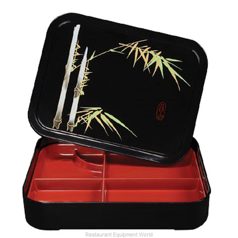 GET Enterprises 171-F Lunch Bento Sushi Box
