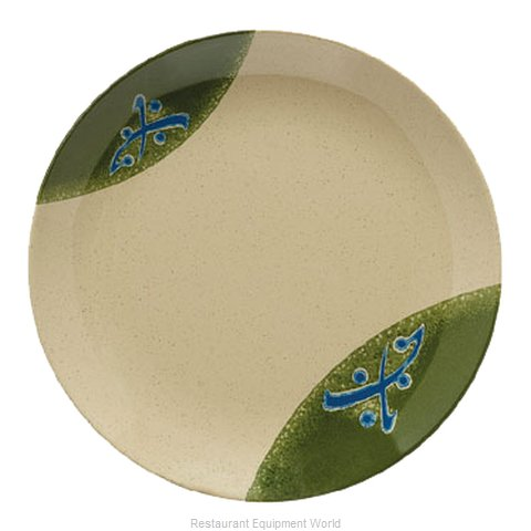 G.E.T. Enterprises 208-5-TD Japanese Series Traditional Line Melamine (Magnified)