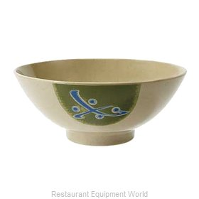 G.E.T. Enterprises 257-TD Japanese Series Traditional Line Melamine Di
