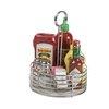 GET Enterprises 4-81850 Condiment Caddy, Rack Only