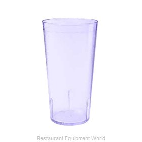 GET Enterprises 6620-1-2-BL Tumbler, Plastic