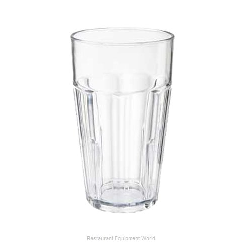 GET Enterprises 9920-1-CL Tumbler Plastic (Magnified)