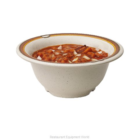 GET Enterprises B-105-RD Soup Salad Pasta Cereal Bowl, Plastic