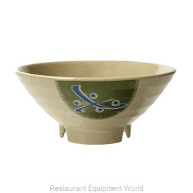 G.E.T. Enterprises B-643-TD Japanese Series Traditional Line Melamine