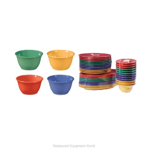 GET Enterprises BC-70-MIX Bouillon Cups, Plastic