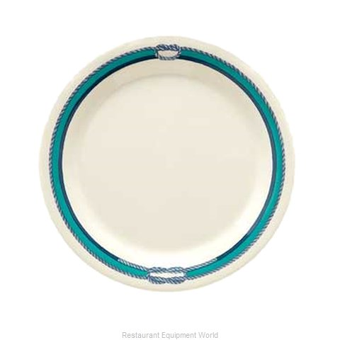 G.E.T. Enterprises BF-090-FP Freeport Line Melamine Dinnerware (Magnified)