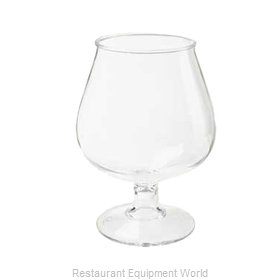 GET Enterprises BRA-2-PC-CL Glassware, Plastic