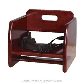 GET Enterprises BS-200-M Booster Seat, Wood