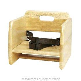 GET Enterprises BS-200-N Booster Seat, Wood