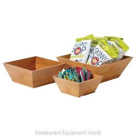 GET Enterprises BWL-7-BAM Bowl, Wood