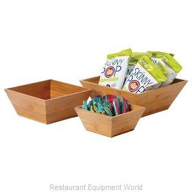 GET Enterprises BWL-9-BAM Bowl, Wood