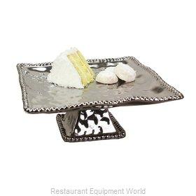 GET Enterprises CER-1195-SV Cake Stand