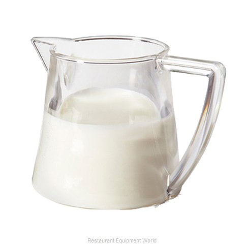 GET Enterprises CM-302-PC-CL Creamer, Plastic
