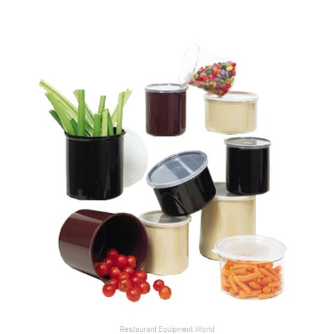 GET Enterprises CR-0270-BK Salad Crock