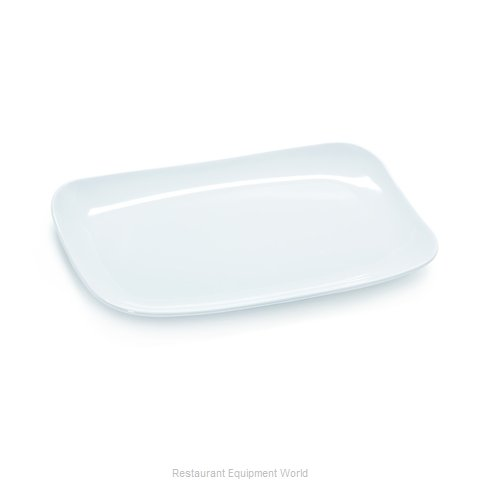 GET Enterprises CS-6104-W Platter Plastic (Magnified)