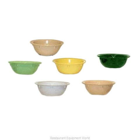 GET Enterprises DN-313-Y Grapefruit Bowl, Plastic
