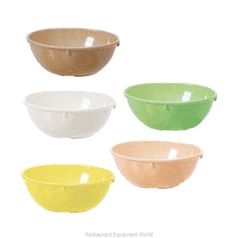 GET Enterprises DN-314-G Nappie Oatmeal Bowl Plastic