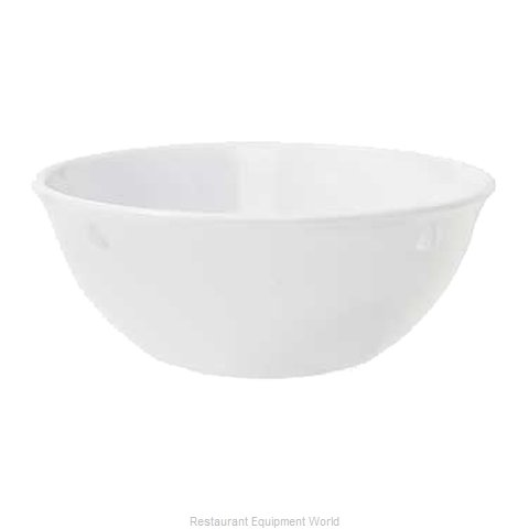 GET Enterprises DN-315-W Nappie Oatmeal Bowl, Plastic