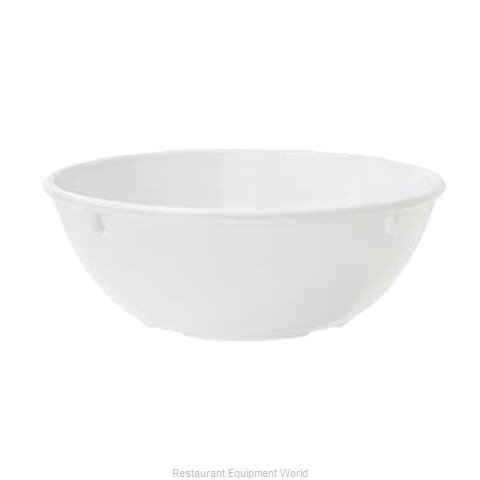 GET Enterprises DN-317-W Nappie Oatmeal Bowl Plastic
