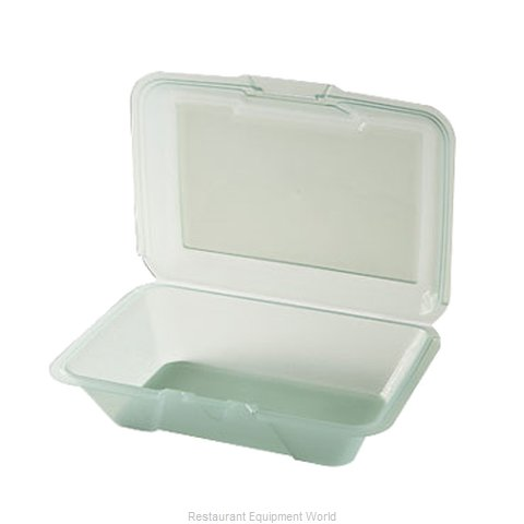 GET Enterprises EC-04-1-JA Carry Take Out Container, Plastic