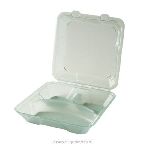 GET Enterprises EC-06-1-JA Carry Take Out Container Plastic