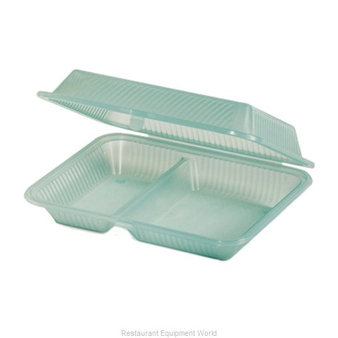 GET Enterprises EC-15-1-JA Carry Take Out Container, Plastic