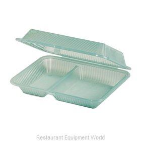 GET Enterprises EC-15-1-JA Carry Take Out Container, Plastic
