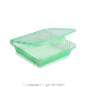 GET Enterprises EC-17-JA Carry Take Out Container, Plastic