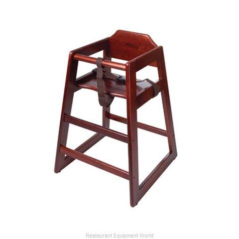 GET Enterprises HC-100M-P High Chair Wood