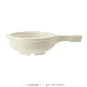 GET Enterprises HSB-112-IV Soup Salad Pasta Cereal Bowl, Plastic