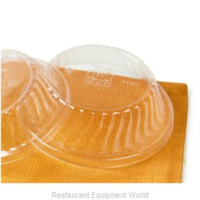 GET Enterprises LID-55701-CL Disposable Container Cover / Lid
