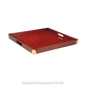 GET Enterprises LUX-2121-M Room Service Tray