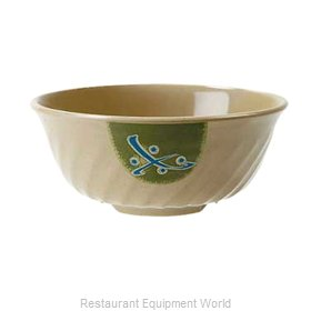 G.E.T. Enterprises M-606-TD Japanese Series Traditional Line Melamine